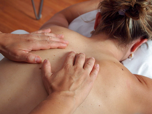 Remedial massage at Aroma Touch Massage, Beauty & Remedial Therapies