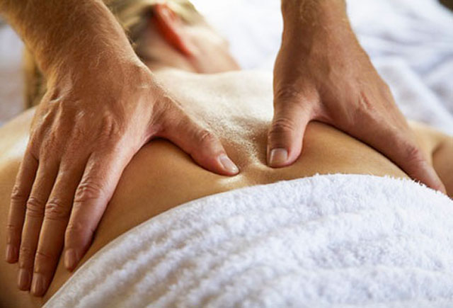 Aroma Touch tailored remedial massage