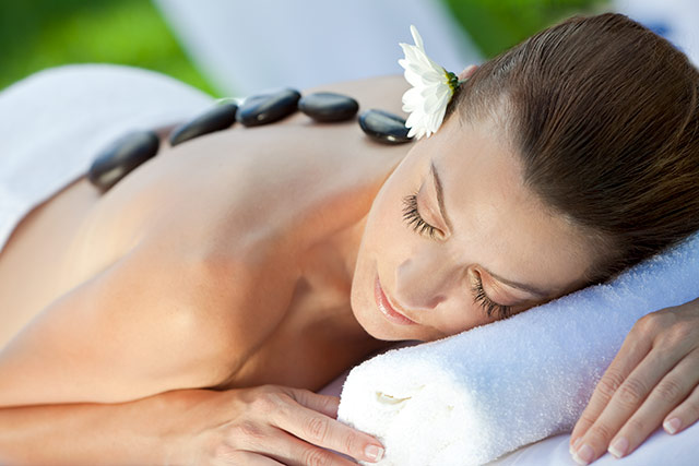 Hot Stone Massage at Aroma Touch Massage & Relation Centre: 477033568