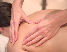 Massage at Aroma Touch Massage & Relaxation Centre