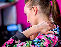 Massage at Aroma Touch Massage & Relation Centre