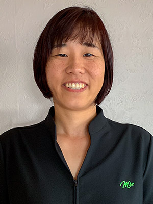 Mizuki Keen, Remedial Therapist at Aroma Touch Massage, Beauty & Remedial Therapies
