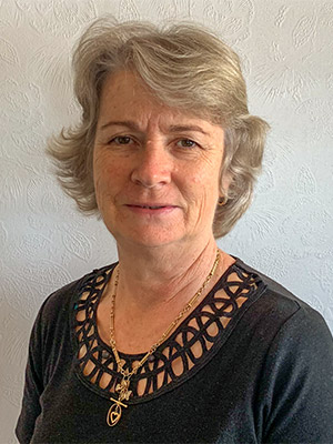 Sandra Forster, Remedial Therapist at Aroma Touch Massage, Beauty & Remedial Therapies